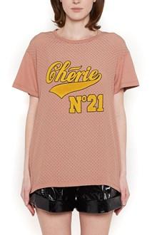 N°21 'chery' t-shirt