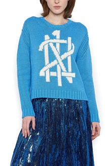 N°21 logo sweater