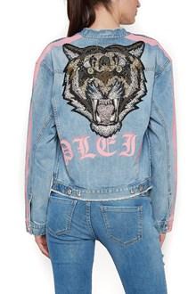 PHILIPP PLEIN swarowsky tiger jacket