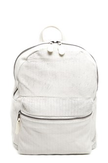 GIORGIO BRATO triple zip backpack