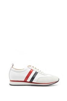 THOM BROWNE rwb stripe sneakers