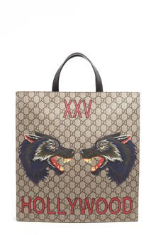 GUCCI 'bestiary' tote