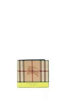 BURBERRY regular billfold' wallet