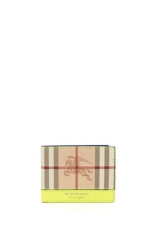 BURBERRY 'hippfold' wallet