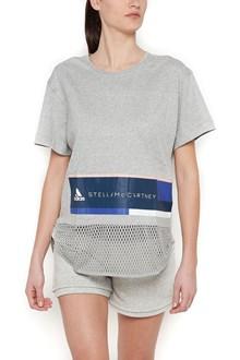 ADIDAS BY STELLA MCCARTNEY 'essential logo' t-shirt