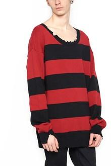GARÇONS INFIDELES oversize sweater