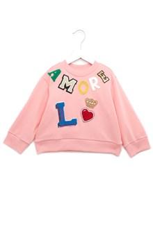 DOLCE & GABBANA 'amore' sweatshirt