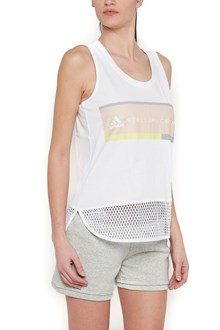 ADIDAS BY STELLA MCCARTNEY 'essential logo' tank top