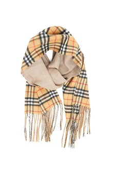 BURBERRY vitage check scarf