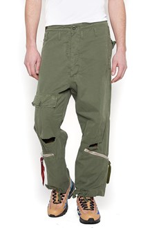 424 X ALPHA INDUSTRIES 'military' pants