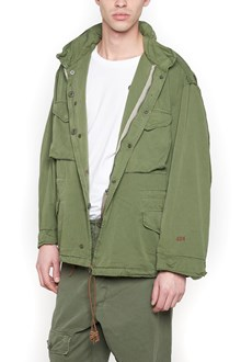 424 X ALPHA INDUSTRIES 'm-56 field' parka