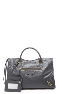 BALENCIAGA 'classic city' hand bag