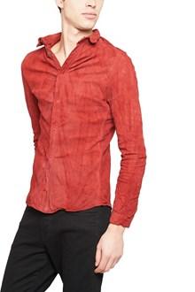 GIORGIO BRATO 'crimsonn' shirt
