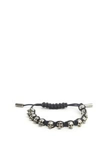 ALEXANDER MCQUEEN 'skull friendship' bracelet