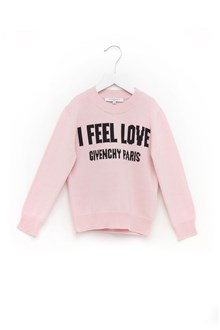 GIVENCHY maglione 'i feel love'