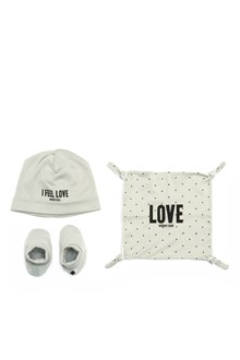 GIVENCHY 'i feel love' baby set