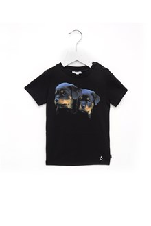 GIVENCHY 'dogs' t-shirt