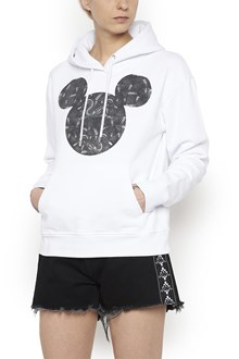 MARCELO BURLON - COUNTY OF MILAN 'mickey mouse snake' hoodie
