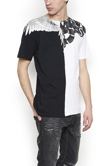 MARCELO BURLON - COUNTY OF MILAN 'snake wing' t-shirt
