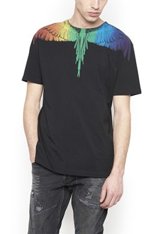 MARCELO BURLON - COUNTY OF MILAN 'raimbow wing' t-shirt