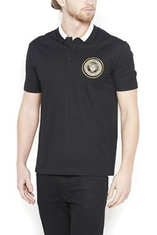 VERSACE patch polo