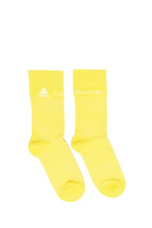 ADIDAS BY STELLA MCCARTNEY logo socks