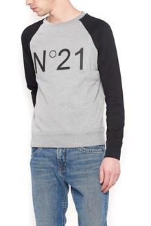 N°21 3d logo sweatshirt