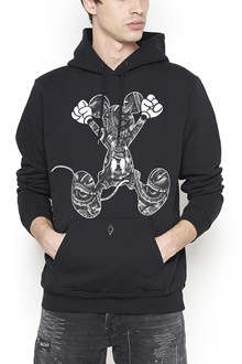 MARCELO BURLON - COUNTY OF MILAN 'mickey mouse jump' hoodie