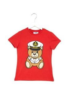 MOSCHINO KID TEEN 'teddy' t-shirt