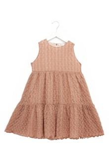 MISSONI KIDS lurex lace dress