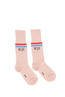 N°21 logo socks