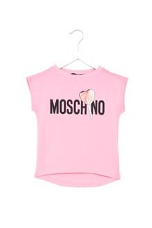 MOSCHINO KID TEEN 'cupa chupa' t-shirt