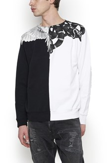 MARCELO BURLON - COUNTY OF MILAN 'nake wing' sweatshirt
