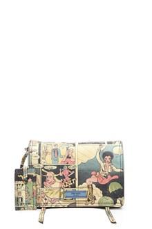 PRADA 'etiquette' crossbody bag