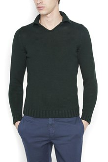 ZANONE polo collar sweater