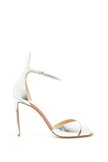 FRANCESCO RUSSO ankle belt sandals