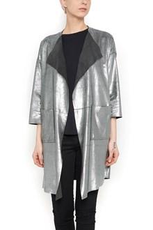 GIORGIO BRATO laminated jacket
