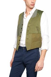 FORTELA patchwork vest