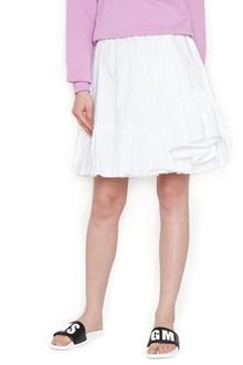MSGM tiered skirt