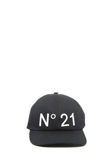 N°21 logo cap