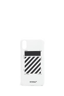 OFF-WHITE 'diagonal' i-phone 8 case