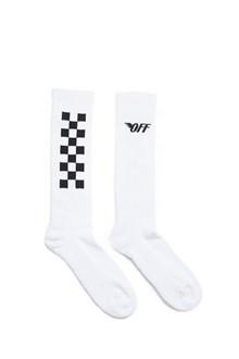 OFF-WHITE 'check' socks