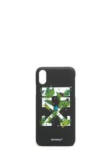 OFF-WHITE 'ferns' i-phone 8 case