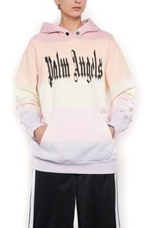 PALM ANGELS 'gothic raimbow' hoodie