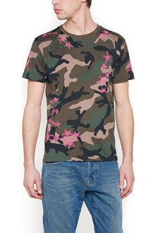 VALENTINO zandra rhodes collab. t-shirt