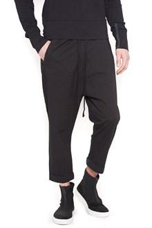 THOM KROM low crotch sweatpants