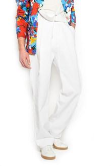 AMI ALEXANDRE MATTIUSSI oversize jeans
