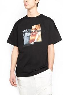 JUUN J printed t-shirt