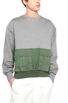 JUUN J 'military' sweatshirt