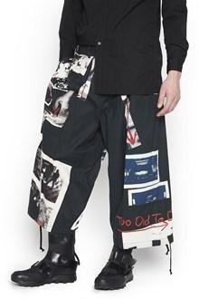 YOHJI YAMAMOTO 'bloomers' pants